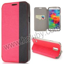 For Samsung Galaxy S5 I9600 Wallet Leather Case Cover