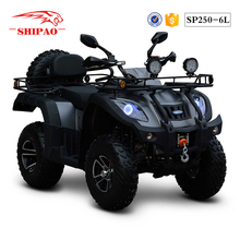 SP250-6L Shipao water cooled 250cc three four wheel atv