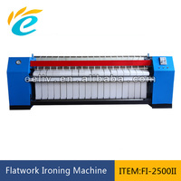 industrial/commercial laundry flatwork ironer used for hotel/hospital/factory/school