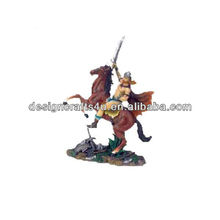 best selling Riding warrior viking with sword