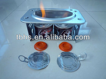 Anywhere Anytime Foldable Stove Outdoor Product