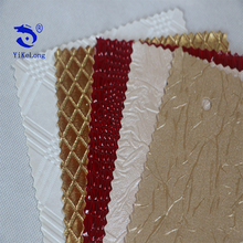 Economic And Efficient Folding-resistant Silk Fabric PVC Imitation Leather