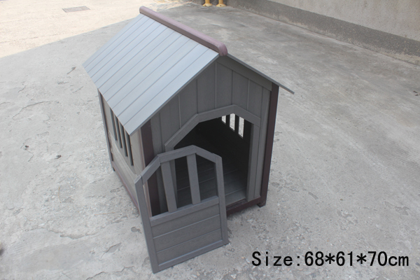 Wholesale Deluxe Wooden Pet House