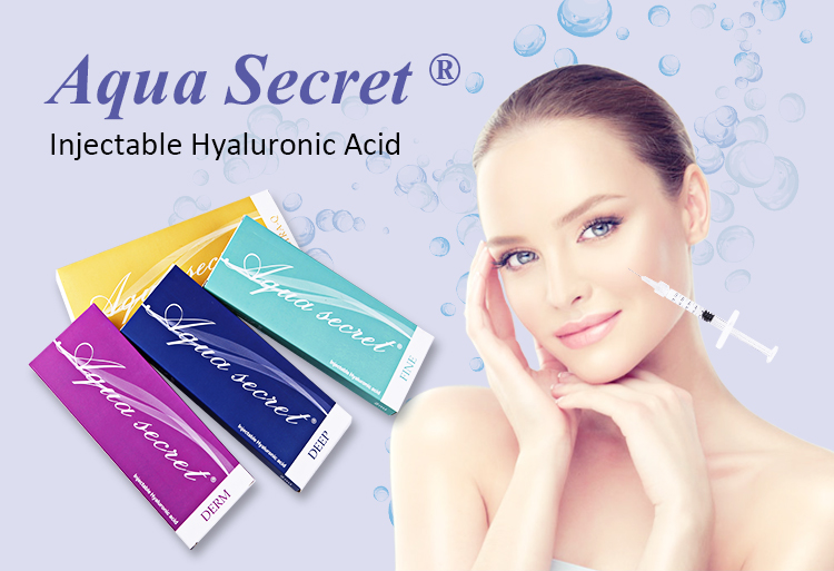 New products distributor fda approved hyaluronic acid dermal filler injectable deraml filler