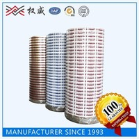 BOPP Film and Water Activate Type, Custom Printed BOPP Jumbo Roll Tape