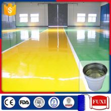 Excellet Quality FDA Standard Car Park Solvent Epoxy Floor Self-leveling Seal Primer Paint