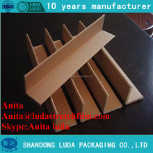High quality brown paper cardboard corner bead for shipping