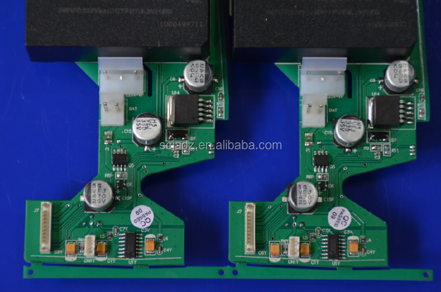 Customized PCB assembly for communication/medical/industrial equipment
