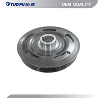 Crankshaft Pulley for MERCEDES A-class(168): A160 A190 A160CDI A170CDI OE no. 166 030 03 03