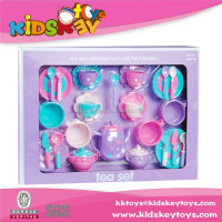 2015 new toys for kid games tea cup set toy tea set
