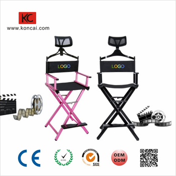 New Arrival Chair with Headrest Aluminum Chair Hair Salon Makeup Chair