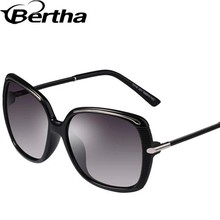 Bertha Wholesale Big Frame Fashion Sunglasses 2318