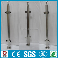 Prefabricated stainless steel railing baluster for decorative in China