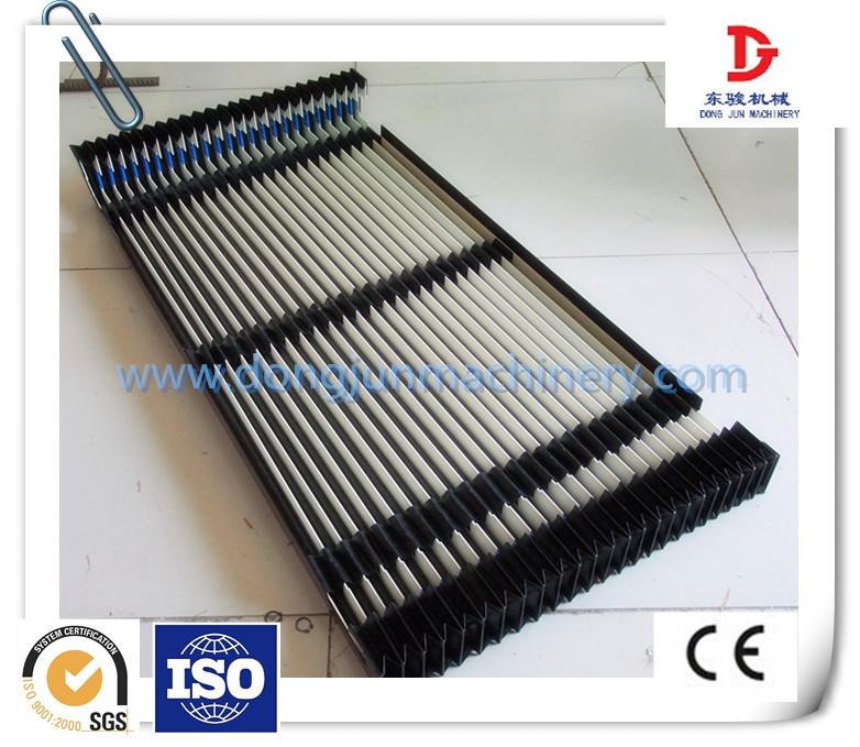 accordion machine guards