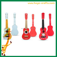 Children kids gift 21 Inch beginners practice acoustic guitar with pick 6 string