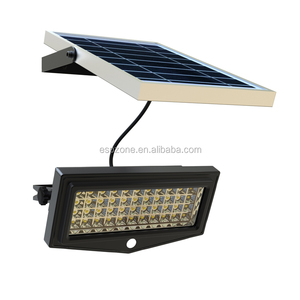 high lumens dc 12 volt 20w/30w/40w/50w outdoor solar powered led flood light with solar panel,quality solar security light