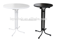 China Hot Sale High Top Cocktail Tables for Party Wholesale Price
