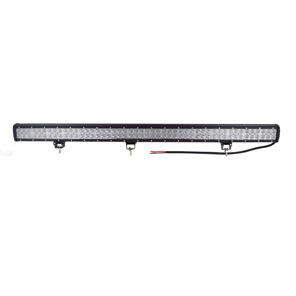 Auto parts wholesale 30inch 4x4 offroad led light bar 288w off road led light bar