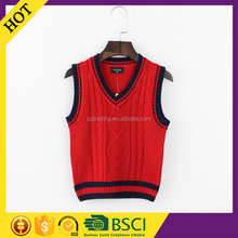 Handsome boy football basketball casual factory plain knit children clothes