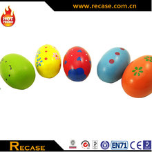 children wooden toy/diy painting kit/easter egg