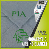100% mod-acrylic blanket Fire & Flame retardant 25.853 in-flight blanket