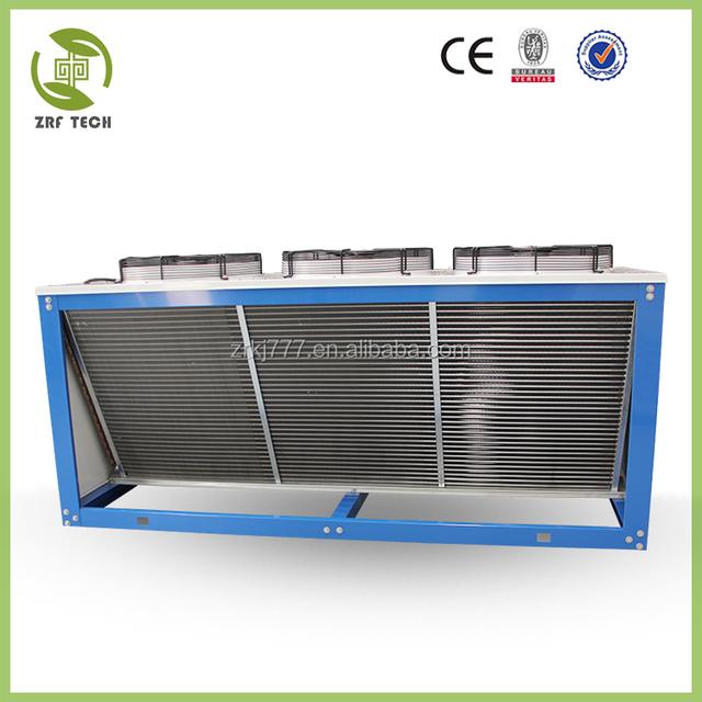 copper condenser coil air cooler condenser