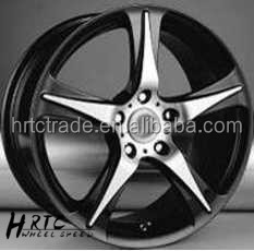 HRTC New CONCARVE style JAPAN DESIGN replica alloy wheel 16inch 17inch