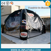 New design inflatable tent,outdoor Giant inflatable tent for advertising,catering,exhibition