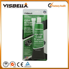 Visbella RTV Silicone Adhesive Clear Silicone Gasket