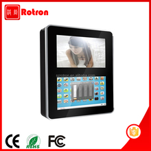 Self service High quality 19 inch wall mounted indoor internet kiosk