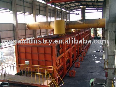 Chain Grate Machine, travelling grate for pelletizing plant
