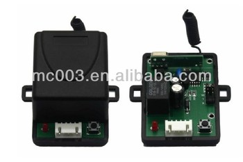 Fixed code Wireless Transmitter and Receiver module