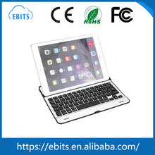 For iPad Ultra Slim High Quality Bluetooth Wireless Keyboard with Mouse Touch Pad For Windows Android iOS