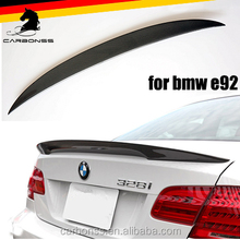 Carbon Fiber Spoiler for BMW E92 3 Series Coupes 335I 328I