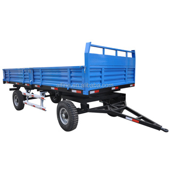 Factory supply high quality agricultural trailer