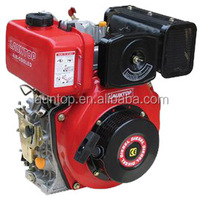 9HP air-cooled small size diesel engine LA186F for sale