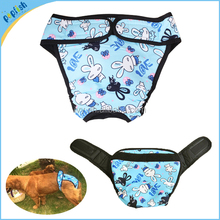 Small Wholesale Adjustable Magic Closure Pet Physiological Cloth Diapers S to XXL Breeds Washable Sanitary Dog Diaper Disposable