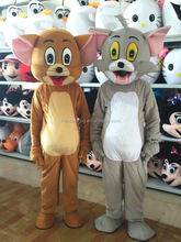 Tom and jerry cartoon mouse mascot costume FGC-0016