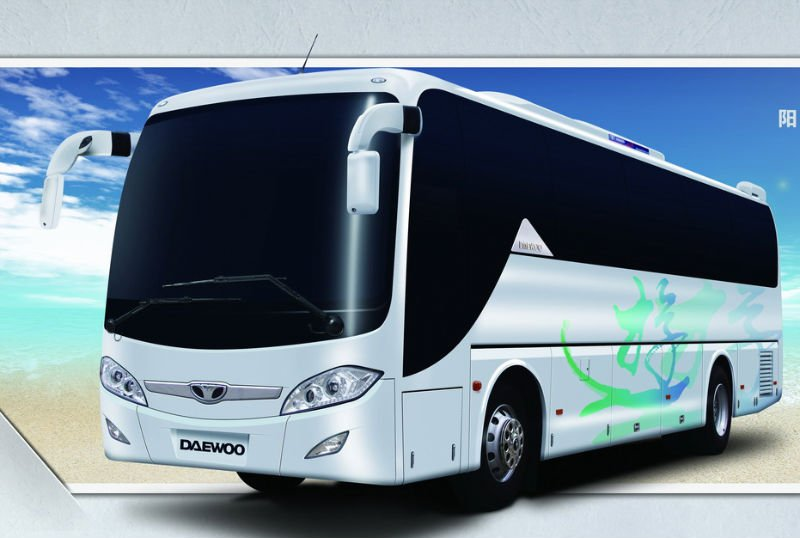 11 meters GDW6119H bus design latest