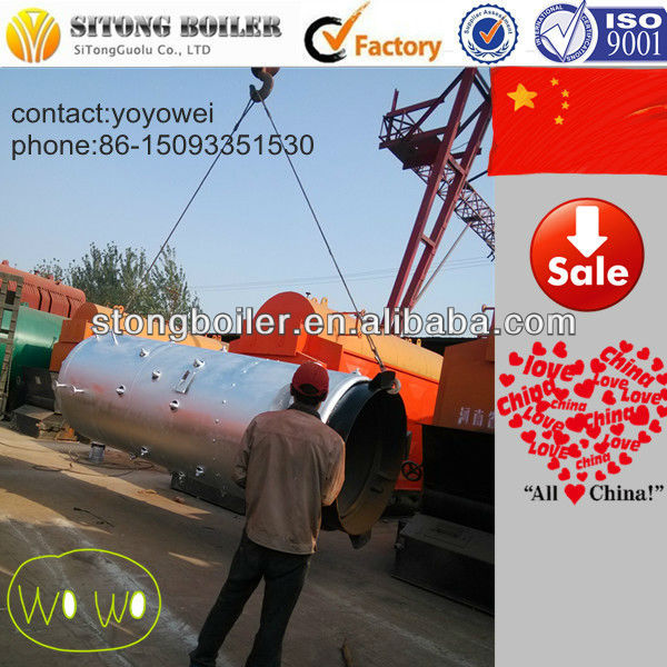 industrial used or family used house heating warm water boilers