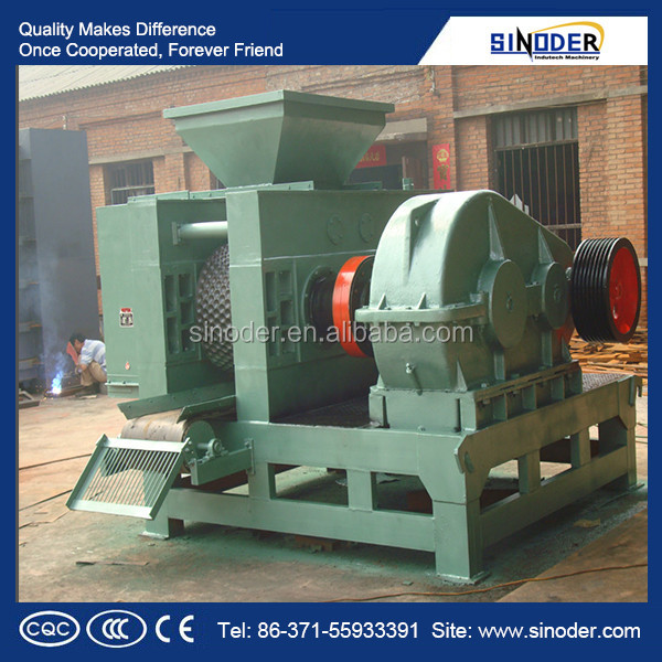 Piston Type High Pressure Mechanical Briquette making machine