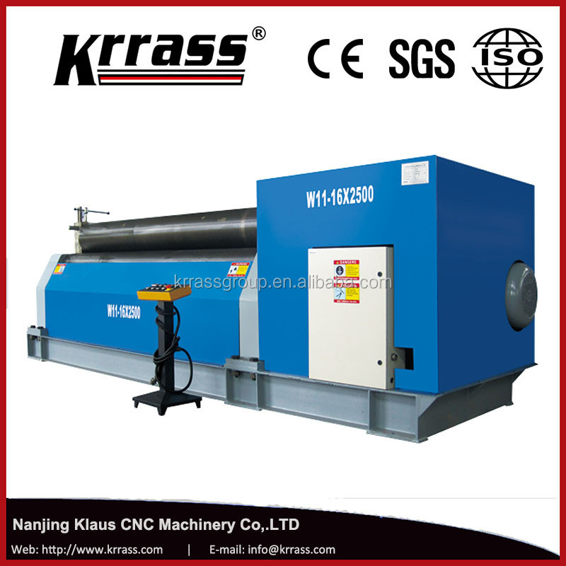 3 roller rolling machine , plate bending rolling machine , Ring roller
