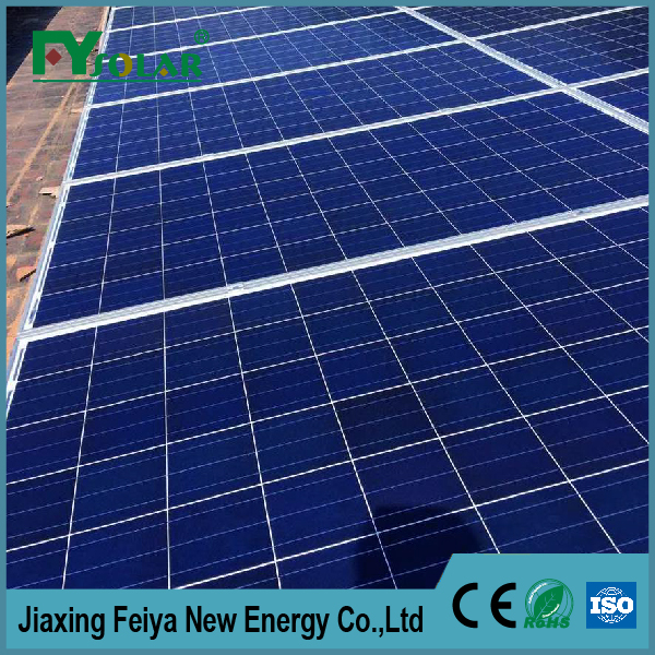 Top quality pv panels price on grid power solar system 3kw 5kw for home