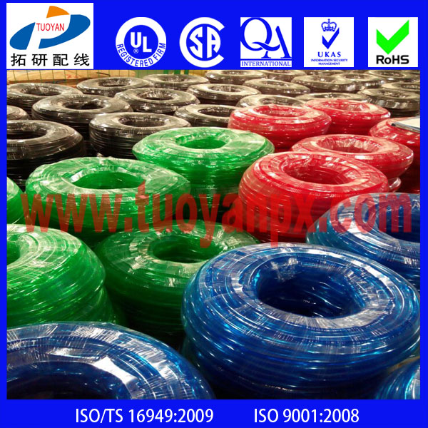 Suzhou Supplier Certificated High Temperature Pvc Pipe