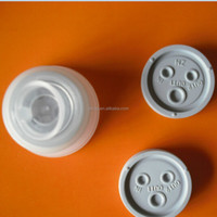 rubber disc pharmaceutical for Euro cap