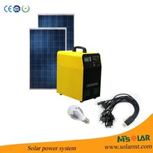 home use 300w small portable solar power system & Generator