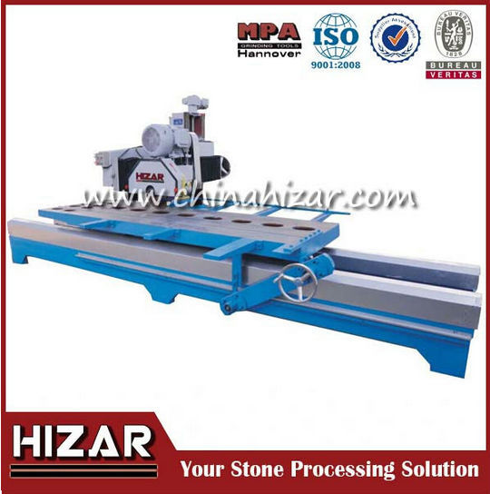 Hizar brand or OEM service stone cutters, marble and granite tile cutter saw machine