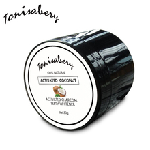 Coconut Whitening powder Bright White Whitening Teeth Strip for Whitening Teeth