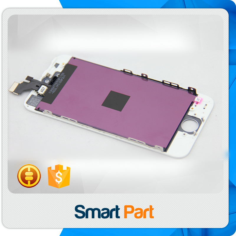 Grade AAA display for iphone 5 touch screen lcd with digitizer assembly replacement cheap