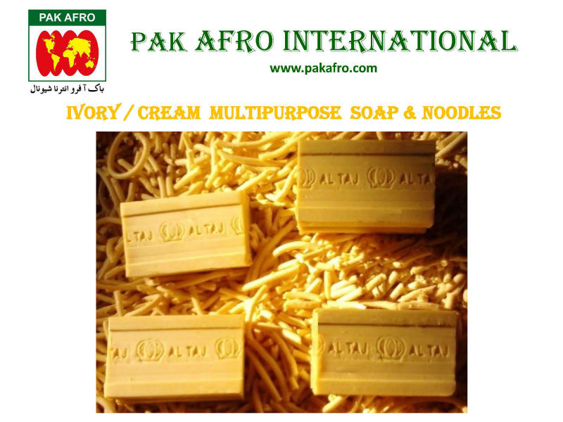 AL TAJ Multipurpose Laundry Ivory Cream Soap